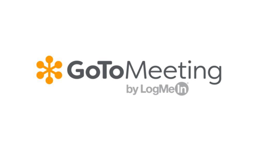Das Logo von GoToMeeting, als ein potentielles Tool für die Arbeit im Homeoffice während der Corona Krise